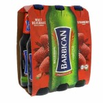 Barbican Strawberry Flavour Non Alcoholic 330ml x6