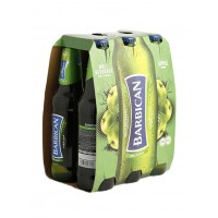 Barbican Apple Flavour Non Alcoholic 330ml x6