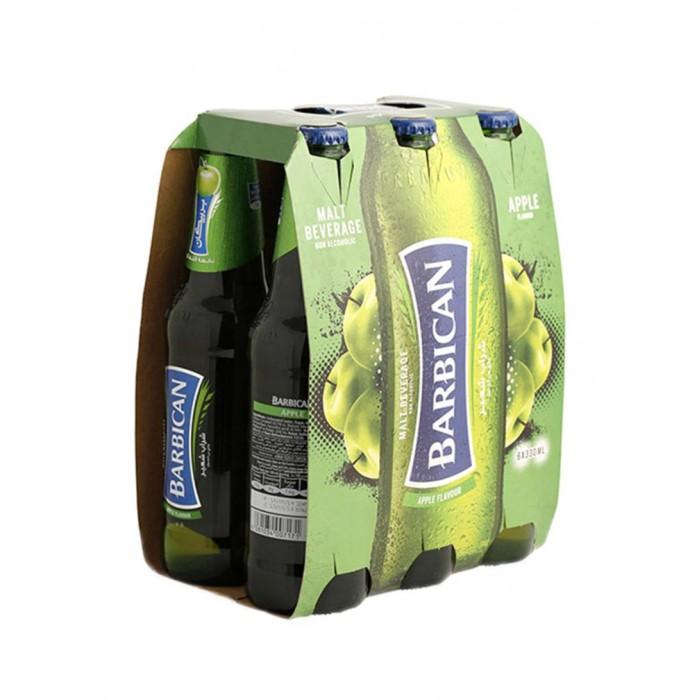 Barbican Apple Flavour Non Alcoholic 330ml x6