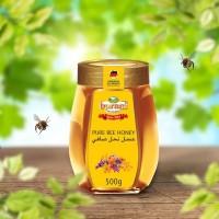 Buram floral honey 500g
