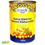 SEDIR COOKED CHICKPEAS 400G