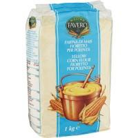 FAVERO Corn Flour EXFIN LIGHT BLUE 1KG