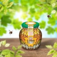 Buram honey with nuts 420g