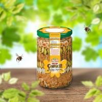 Buram honey with nuts 720g