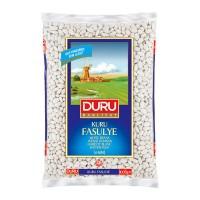 DURU WHITE BEANS (KURU FASULYE) 6MM 1KG