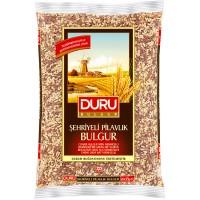 DURU Medium Coarse Bulgur with Vermicelli 1KG
