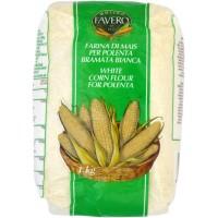 FAVERO Corn Flour BRAMA BIA GREEN 1KG