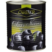 Cartier Black Olives 850g