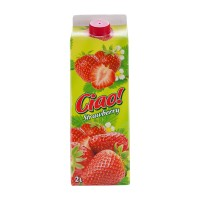 CIAO JUICE Strawberry 2L
