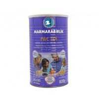 MARMARABIRLIK Black Olives Family 800G