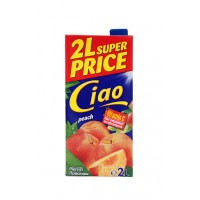 CIAO JUICE Peach 2L