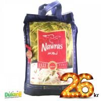 Nawras indian 1121 basmati rice 900g