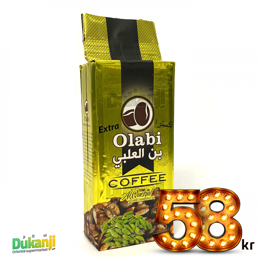 Olabi coffee with extra cardamom 450g