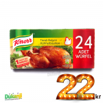 Knorr Chicken Broth 24X10g