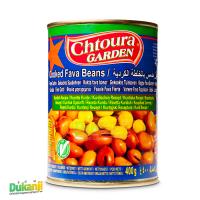 Chtoura Cooked fava beans Kurdish Receipt 400g