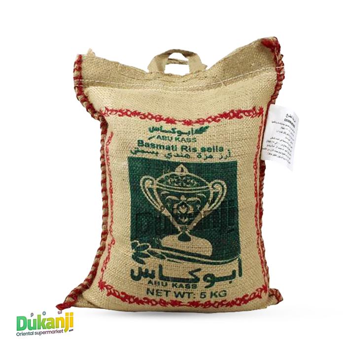 Abu Kass Basmati rice 5kg