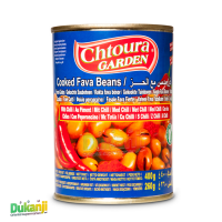 Chtoura Cooked fava beans with chili 400g