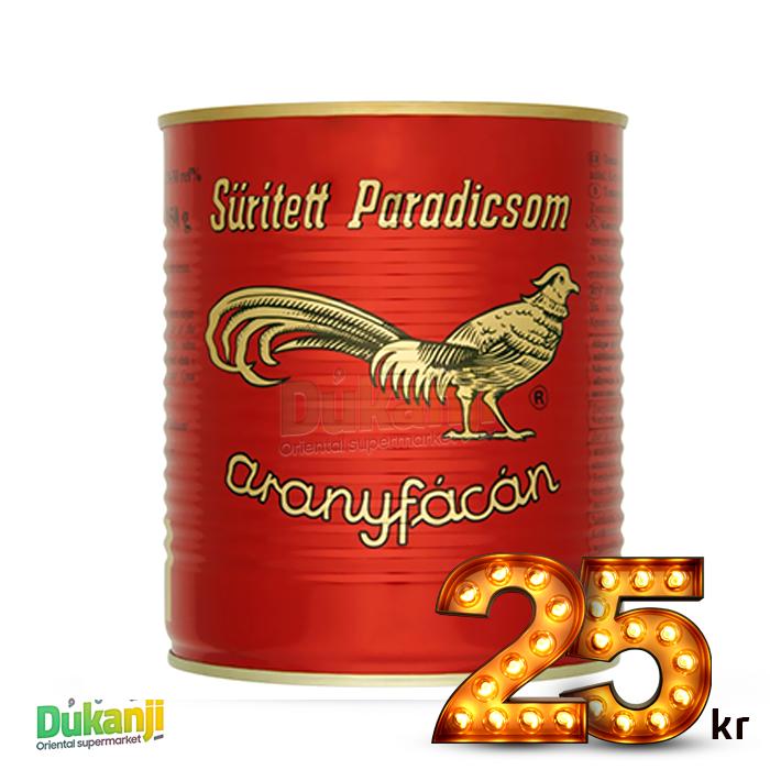 Golden Pheasant tomato paste original 850g