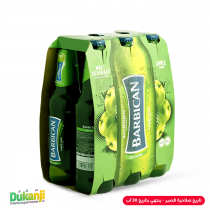 Barbican Apple Flavor Non Alcoholic 330ml x6
