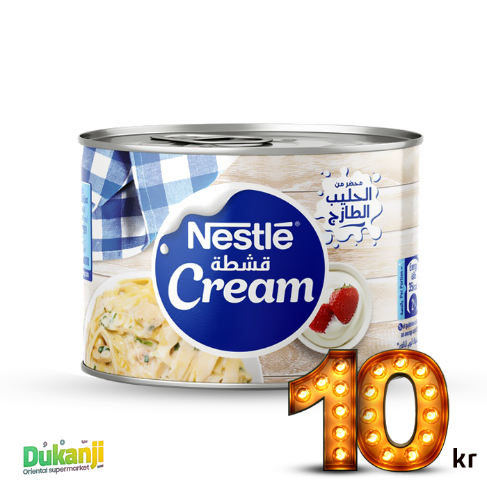 Nestle Cream Natural 170g