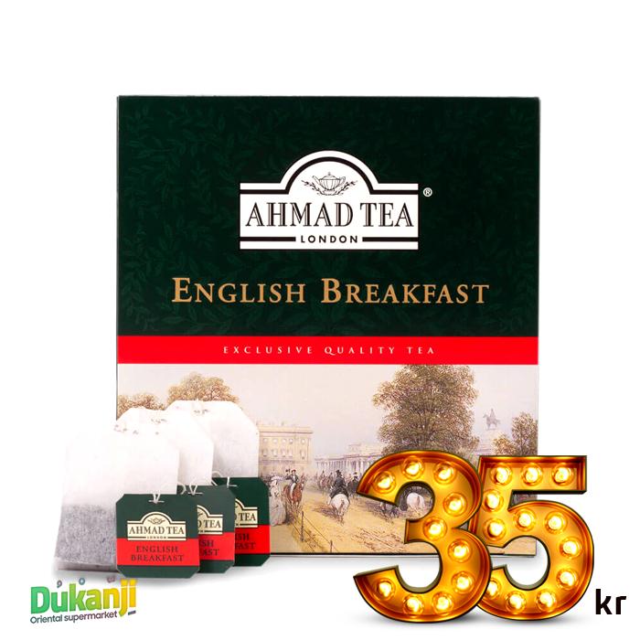 Ahmad Tea English Breakfast 100 Teabags