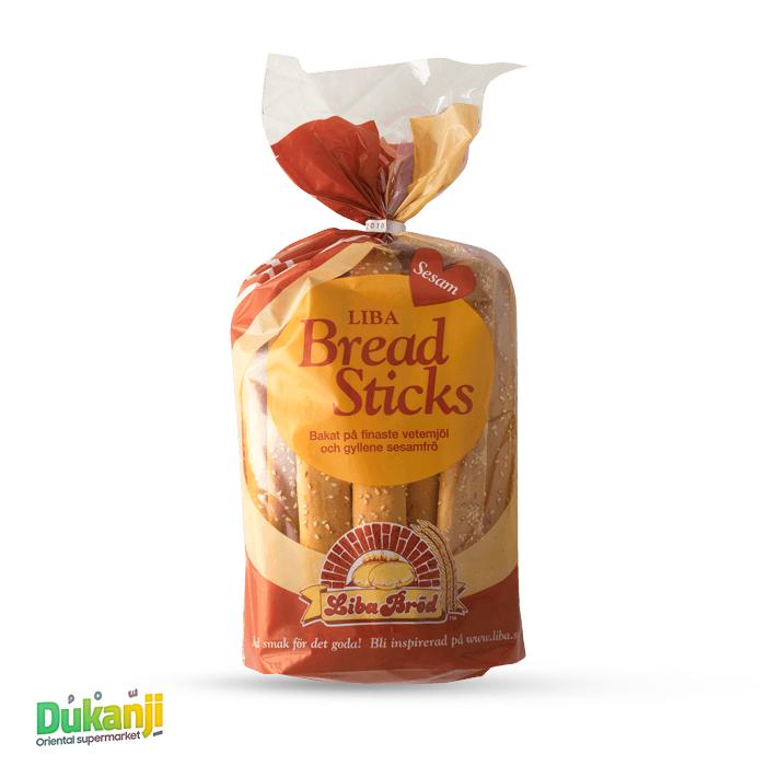 Liba Bread Sticks Original 450 g