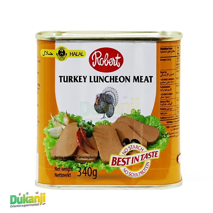 Robert Turkey Luncheon meat 340 g