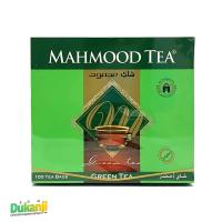 Mahmood Tea Green Tea 100 Teabags