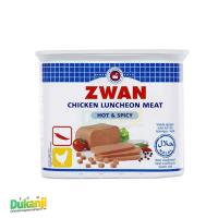 Zwan Chicken Luncheon Meat Mild & Spicy 340 g