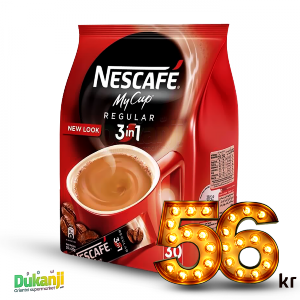 Nescafé Classic 3 In 1 Instant coffee 30 Sticks
