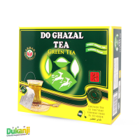 DO GHAZAL Green Tea 100 Teabags