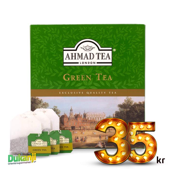 Ahmad Tea Green tea 100 bag