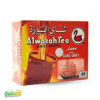 Al wazah Tea Earl Gray 100 teabags