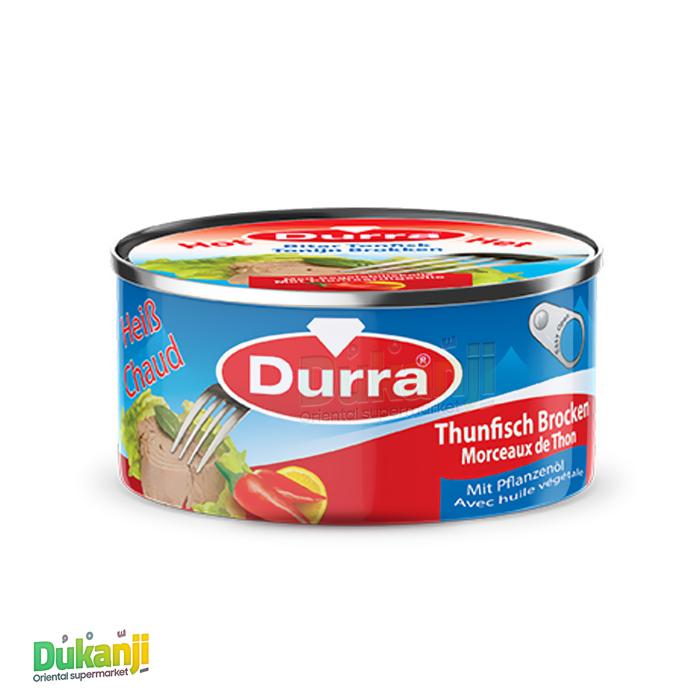 Durra Tuna Spicy (hot) 160g