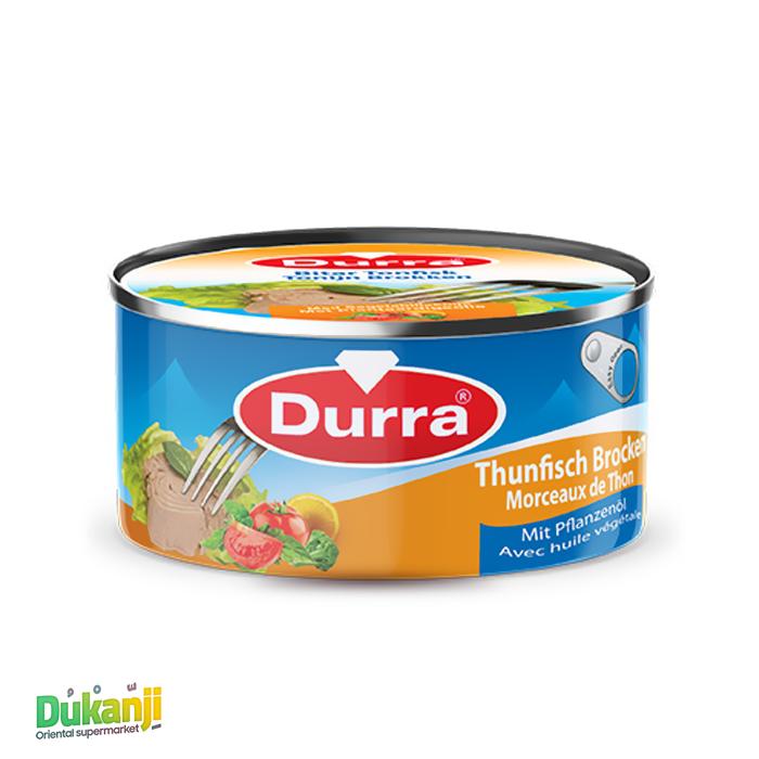 Durra Tuna with Oil 160g