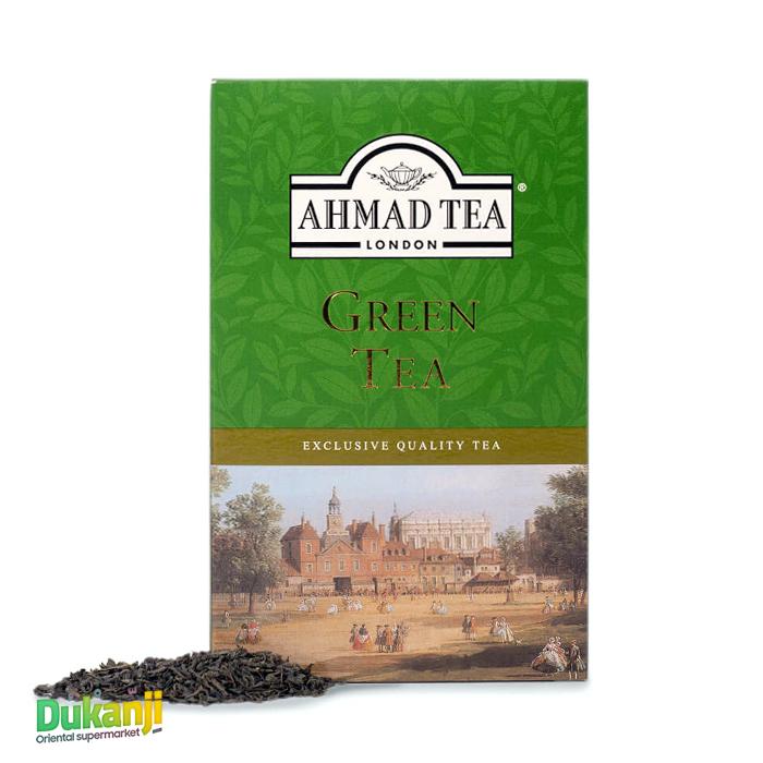 Ahmad Tea Green Tea 500g