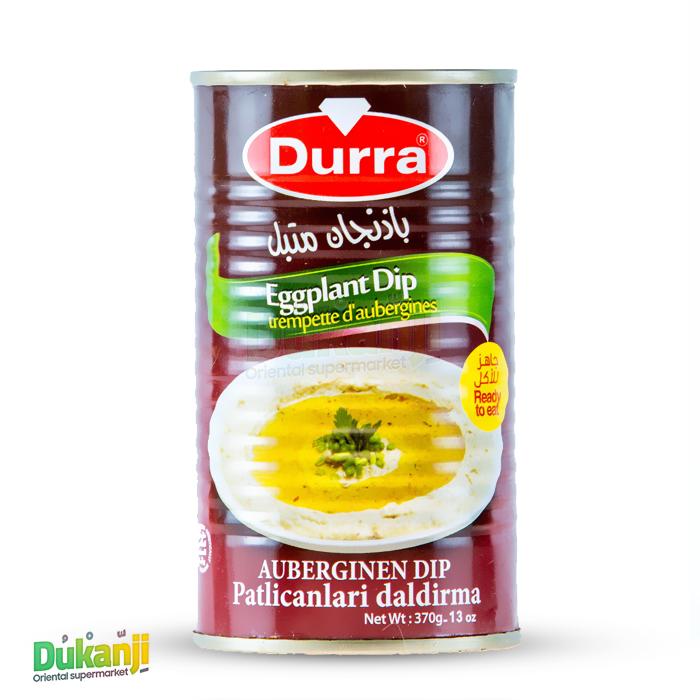 Durra Eggplant dip (Baba Ganoush) 370g