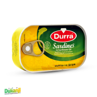 Durra Sardines in vegetable oil 125g