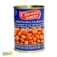 Chtoura Cooked fava beans (foul medammas) 400g