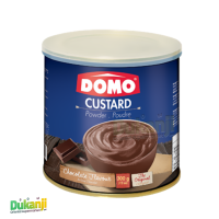 DOMO Custard powder chocolate 300G