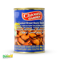 Chtoura Cooked Broad Beans (Bajella) 400g