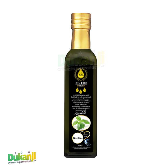 Oil tree Sunflower Oil basil OMEGA 3 250ml