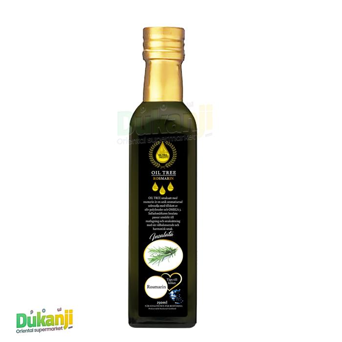 Oil tree Sunflower Oil with rosemary & OMEGA 3, 250ml