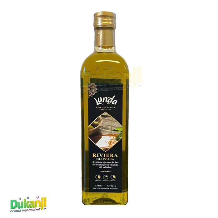 Lunda Olive oil 750ml