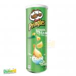 Pringles Sour Cream & Onion 165g