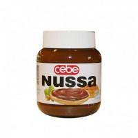 Cebe Nussa chocolate cream 750 gr