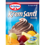 DR. OETKER chocolate whipped cream 80G