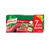 KNORR Beef Stock 24X10G