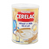 NESTLE CERELAC WHEAT & MILK 400G 6 months