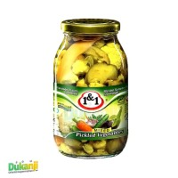 1&1 Pickled Mixed Vegetables 1500G